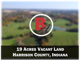 Harrison County 19 +/- Acre Land Online Only Auction  featured photo 2