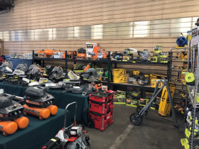 Home Depot Returns, Tools & Household featured photo 1