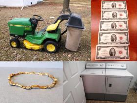 Furniture, Lawn Mower, Coins, Jewelry & More! - Fulton, MO featured photo 1