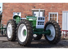 John Zakovec Oliver Tractor Collection featured photo 3