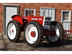 John Zakovec Oliver Tractor Collection featured photo 7