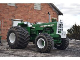 John Zakovec Oliver Tractor Collection featured photo 9