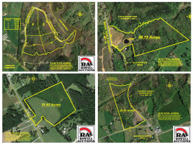 223.34 ± Acres • Offered in 7 Tracts featured photo 1