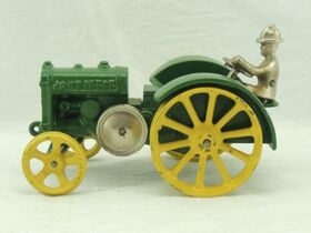Stuart and Helen Deal Pedal Tractor & Toy Auction #3 featured photo 7
