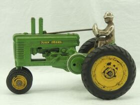 Stuart and Helen Deal Pedal Tractor & Toy Auction #3 featured photo 8