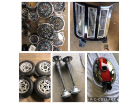 Vintage Car, Jeep And Motorcycle Parts featured photo 1