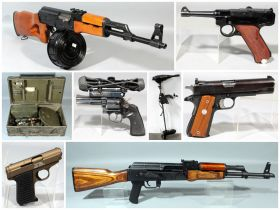 Outdoorsman's Delight Firearm And Accessory Auction featured photo 1