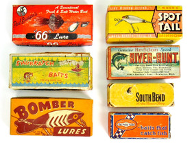 Antique Fishing Tackle Online Only Auction featured photo 1