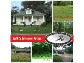 Scott County Government Real Estate liquidation Auction featured photo 1