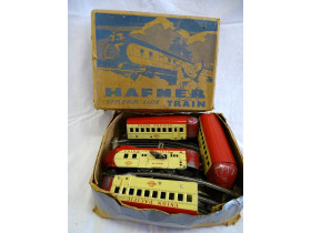 Hafner train set in original box