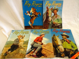 Roy Rogers comic books