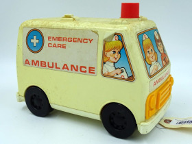 Ambulance, complete