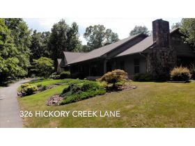 Custom Home * 102 Ac * Rentals * Barn * Personal Property featured photo 1