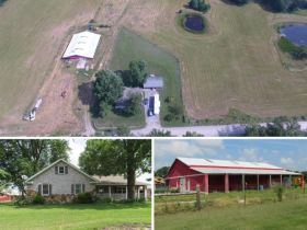 Country Living With A Brick Ranch Style Home & Barn On 10 Acres In North Callaway Schools, 4735 Co. Rd. 220, Kingdom City, MO featured photo 1