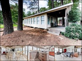 Lake Allatoona Cabin • Selling Absolute featured photo 1