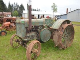 The Ted Spoelstra Collection - Project Tractors and Vehicles featured photo 4