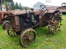The Ted Spoelstra Collection - Project Tractors and Vehicles featured photo 6