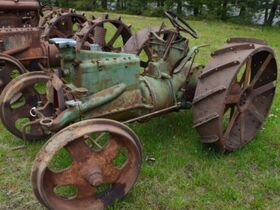 The Ted Spoelstra Collection - Project Tractors and Vehicles featured photo 9