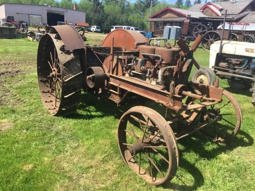 The Ted Spoelstra Collection - Project Tractors and Vehicles featured photo