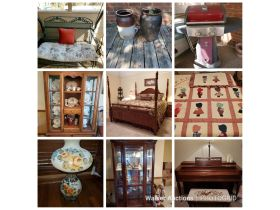 Furniture, Collectibles, Dolls Online Estate Auction featured photo 1