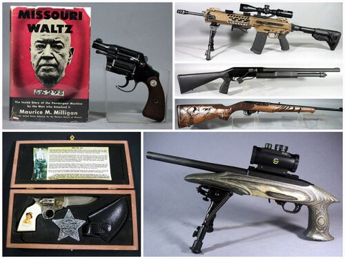 Rootinest, Tootinest Fall Firearm Auction featured photo