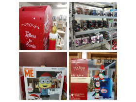 CHRISTMAS RETAIL RETURNS/OVERSTOCK AND MORE featured photo 1
