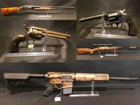 Early Winter Firearms and Sporting Goods Auction featured photo 1