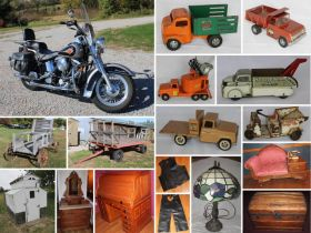 Spencer, Victorian Country Inn B&B - Harley Davidson, Vintage Tonka Toys & More! - Hallsville, MO featured photo 1