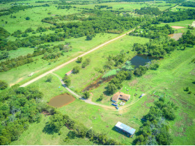 ORTEZ ESTATE AUCTION-GLENCOE, OKLAHOMA REAL ESTATE AUCTION -HOME and 78 +/- Acres PLUS Personal Property featured photo 4