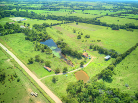 ORTEZ ESTATE AUCTION-GLENCOE, OKLAHOMA REAL ESTATE AUCTION -HOME and 78 +/- Acres PLUS Personal Property featured photo 5