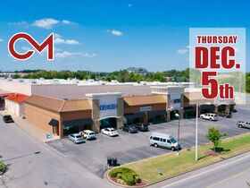 AUCTION: Multi-Tenant Commercial Property in Murfreesboro - Zoned CH - 17,600+/- SF - Fully Leased! featured photo 1