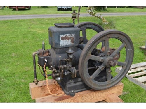 The Ted Spoelstra Collection - Stationary Engines featured photo