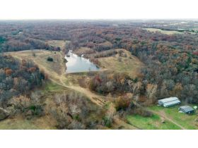 Land Auction, Howard Co., MO - 115 Ac. +/- With Two Outbuildings At 272 State Route K, Glasgow, MO featured photo 4