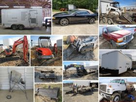 Concrete & Construction Equipment, Ford Mustang Cobra, Trucks, Trailers, Tools & Much More! - Columbia, MO featured photo 1