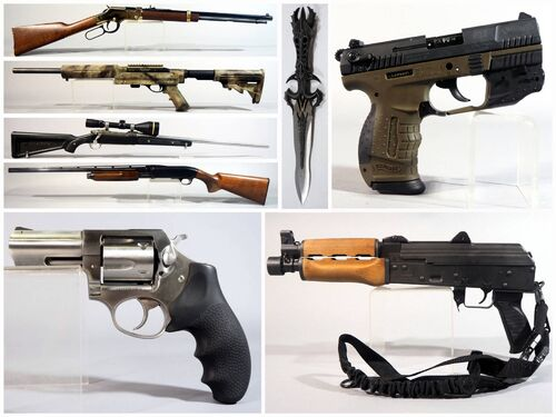 Yippie Ki Yay Firearm and Outdoor Sportsman Auction featured photo