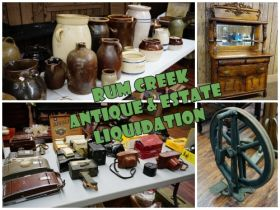 JANUARY ESTATE & COLLECTIBLES LIQUIDATION, RUM CREEK featured photo 1
