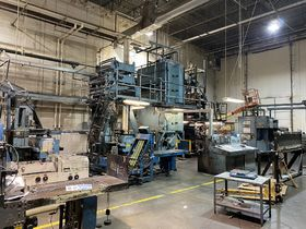 Auction of Large Format Printing Presses, Support Equipment, Studio & Office Furniture featured photo 1