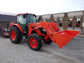 KUBOTA TRACTOR W/ LOADER - BUSHHOG -  Online Bidding Only Ends Wednesday, Feb. 12th @ 3:00 PM CST featured photo 2