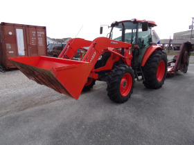 KUBOTA TRACTOR W/ LOADER - BUSHHOG -  Online Bidding Only Ends Wednesday, Feb. 12th @ 3:00 PM CST featured photo 4