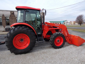 KUBOTA TRACTOR W/ LOADER - BUSHHOG -  Online Bidding Only Ends Wednesday, Feb. 12th @ 3:00 PM CST featured photo 6