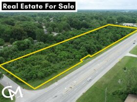 8.5± Acres Land For Sale in 2 Tracts at IN-66 & Sharon Rd. | Newburgh, Indiana featured photo 1