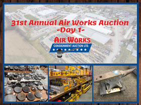 31st Annual Air Works Auction. * Day 2 * featured photo 1