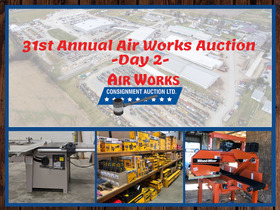 31st Annual Air Works Auction. * Day 2 * featured photo 2
