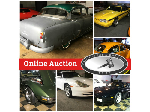Automobile Online Only Auction Jr S Used Cars