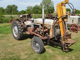 Jerry Everitt Tractorland 65 Year Tractor Collection - Day One - Tractors featured photo 11