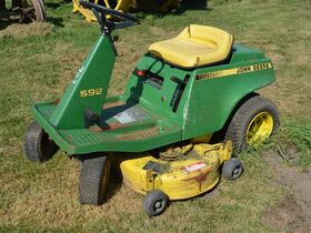 Jerry Everitt Tractorland 65 Year Tractor Collection - Day One - Tractors featured photo 12