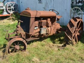 Jerry Everitt Tractorland 65 Year Tractor Collection - Day One - Tractors featured photo 8