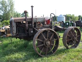 Jerry Everitt Tractorland 65 Year Tractor Collection - Day One - Tractors featured photo 4