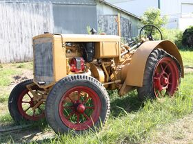 Jerry Everitt Tractorland 65 Year Tractor Collection - Day One - Tractors featured photo 7