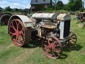 Jerry Everitt Tractorland 65 Year Tractor Collection - Day One - Tractors featured photo 5